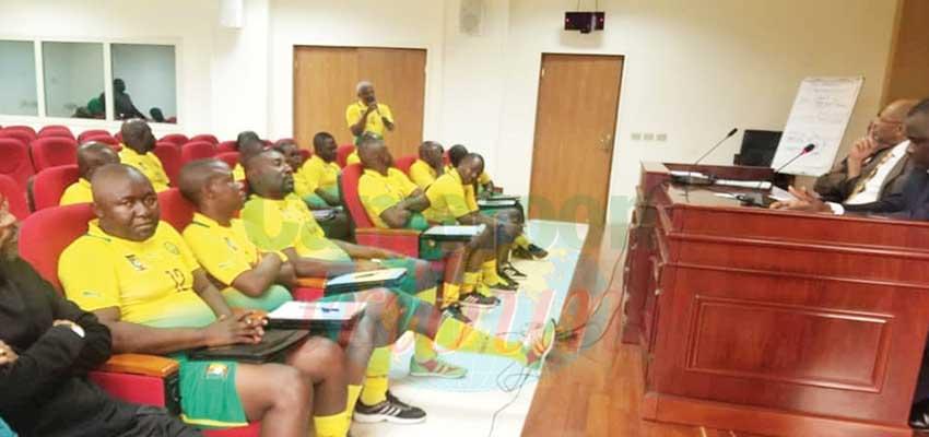 Les entraîneurs et sélectionneurs invités à offrir une nouvelle identité au football camerounais.