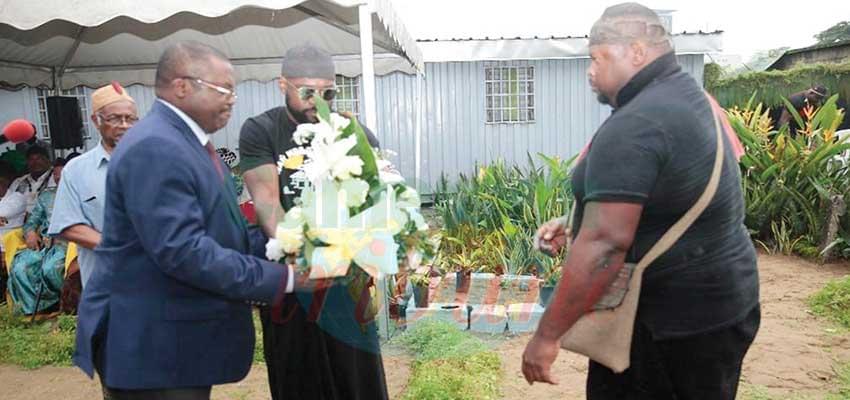 Tet'Ekombo 2019 : Rudolf, un appel au rassemblement