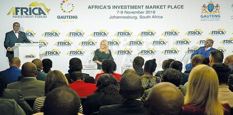 Image : Africa Investment Forum: Governments, Financiers Discuss Partnership Deals