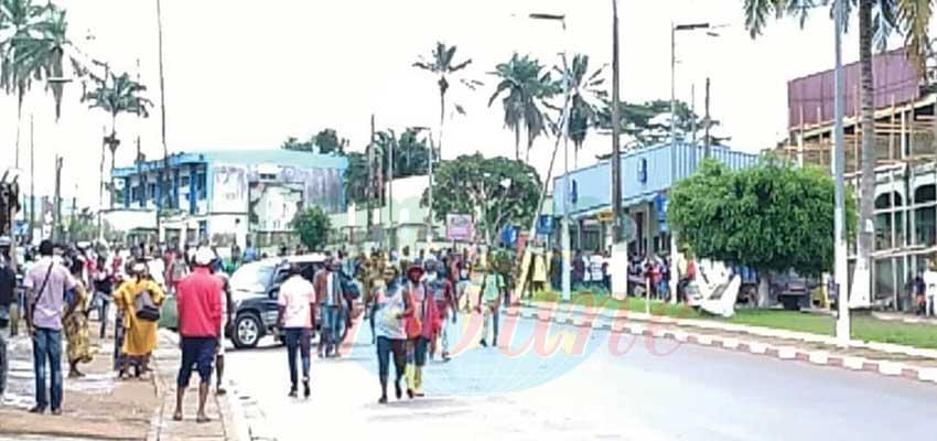 Situation à Sangmelima : le gouverneur calme les esprits