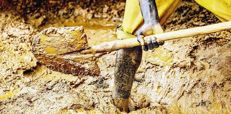 Image : Mining In East Region: Haphazard Operations Imperil Residents