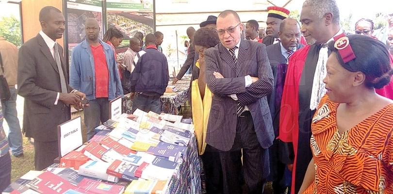 Image : Université de Yaoundé II: l'insertion professionnelle comme priorité