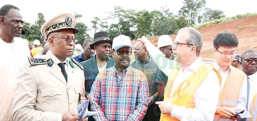Phase I de l'autoroute Yaoundé-Douala : on met le cap sur la troisième étape