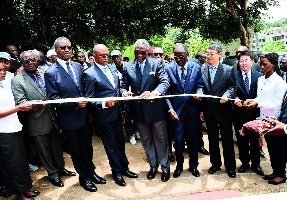 Image : Parcours Vita de Yaoundé: Paul Biya offre de nouveaux équipements