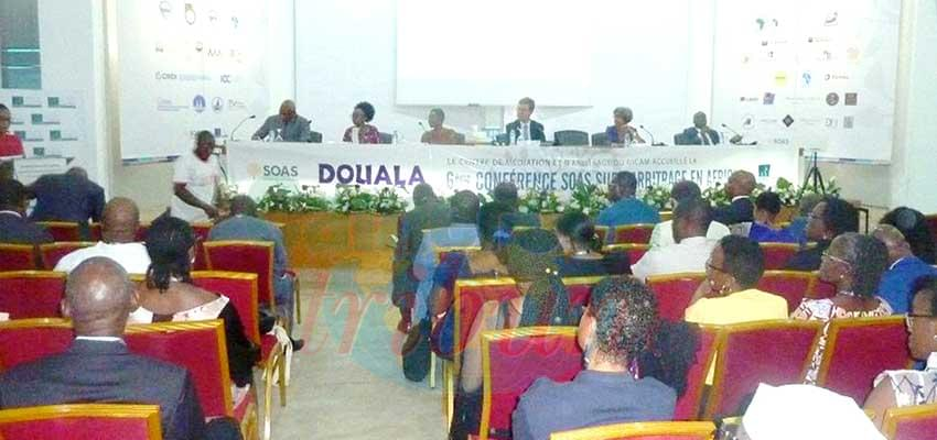 Trade Dispute Arbitration : Douala Hosts International Conference