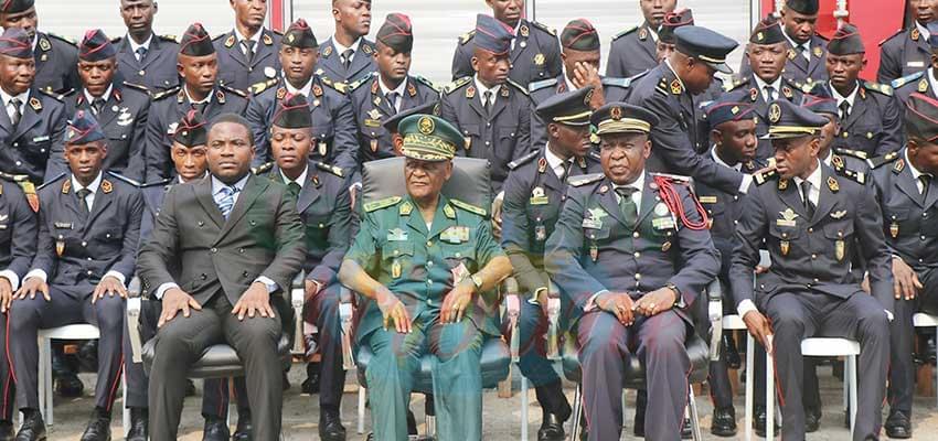 Centre national d'instruction des sapeurs-pompiers : des soldats aguerris prêts à servir