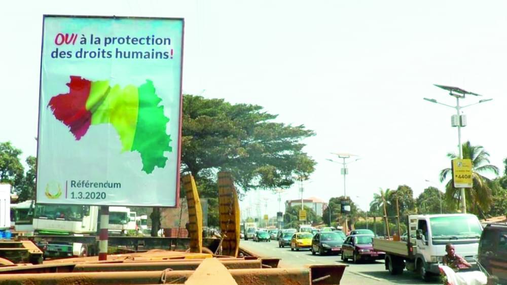 Législatives et référendum en Guinée : encore reporté