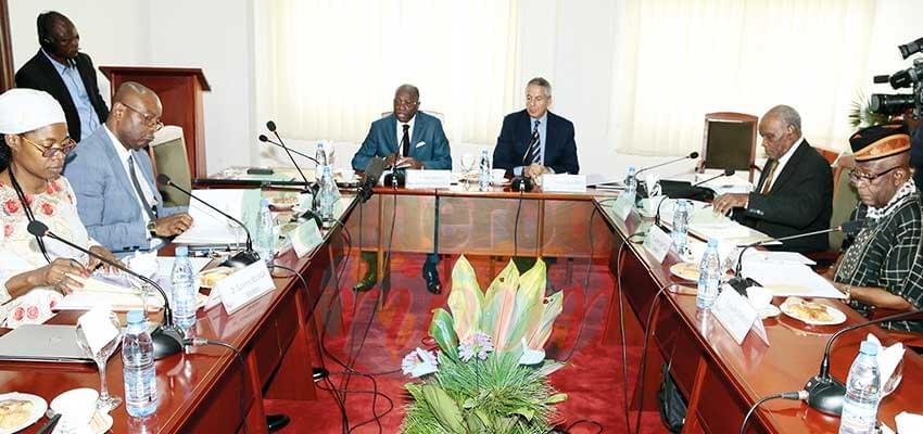 Members hope to expand the expertise of the centre beyond Cameroon.