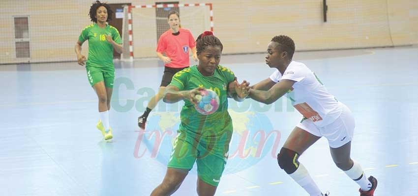Image : CAN féminine de handball: deuxième victoire pour le Cameroun