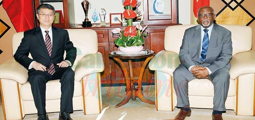Image : Cameroon-China Relations: Cooperation Ties Discussed