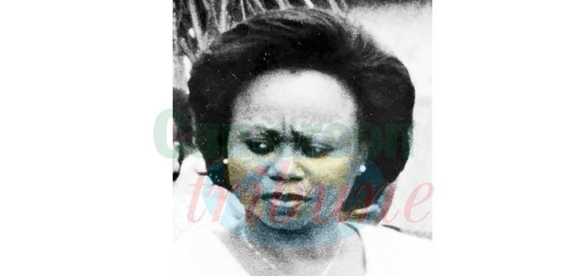 Image : Judith Yah Sunday Achidi: Development Oriented Lady