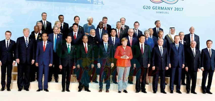 Image : G20: concertation à Buenos Aires