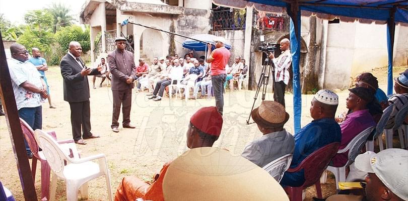 Image : Lutte contre la corruption: on en parle à Bafia