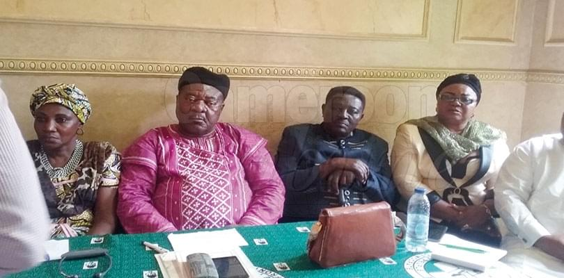 Image : Bamenda: Internally Displaced Persons Receive  Assistance