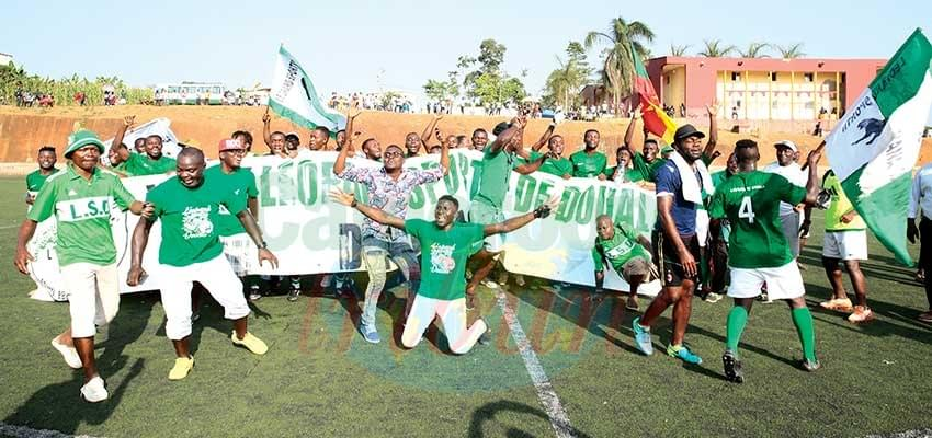 2018 Interpools: Leopard Douala Joins Elite Two