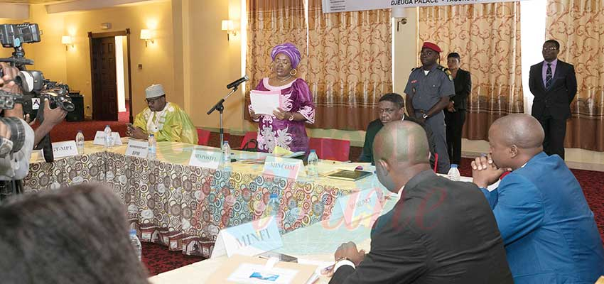 Central African Backbone : Gov't to Complete Component This Year