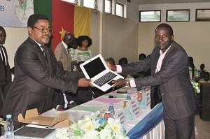 Don d'ordinateurs du chef de l'Etat: les étudiants d'Ebolowa ont été servis