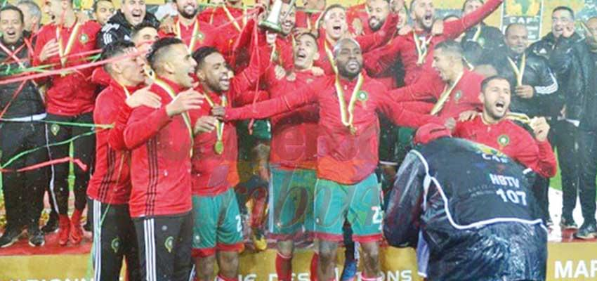 CHAN Story  : 2018, Morocco Snatches First Title