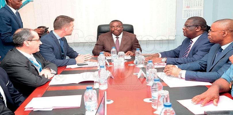 Image : Sécurité au port: le gouverneur sur le terrain