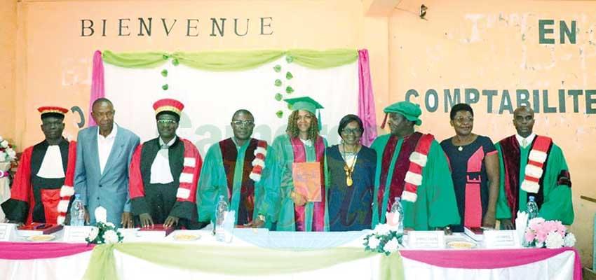 Université de Ngaoundéré : deux nouveaux docteurs adoubés