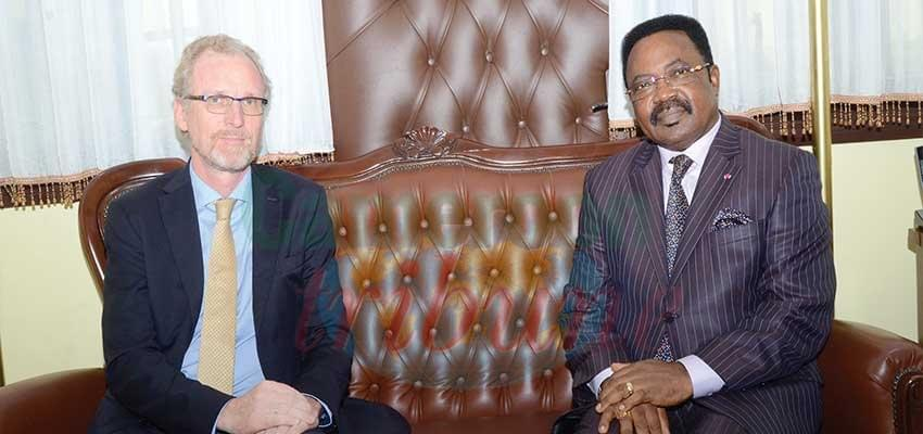 Image : Cameroon-European Union: Next Political Dialogue Discussed