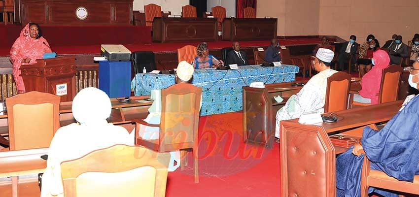 Senators Schooled On Coronavirus