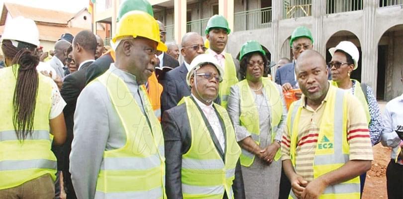 Image : Région du Centre: deux nouveaux palais de justice en construction