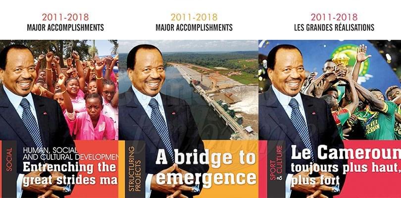 Image : Paul Biya: 7 livrets pour… convaincre