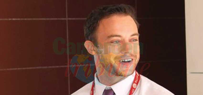 Chris Schirm : « Nous restons attentifs à tout ce qui se passe au Cameroun ».