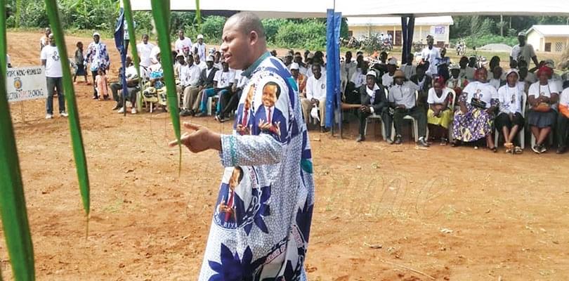 Image : Nyong-et-Mfoumou Nord: engagement pour un plébiscite