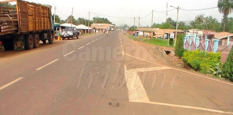 Image : Ndop-Kumbo Highway: Boost For Fluid Traffic
