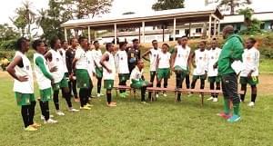 Image : Coupe du monde U-17: le Cameroun intensifie la préparation