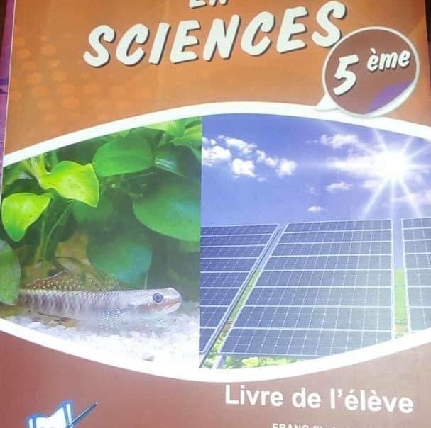 Image : Livre de science de 5e: l'ouvrage doit être retiré du marché