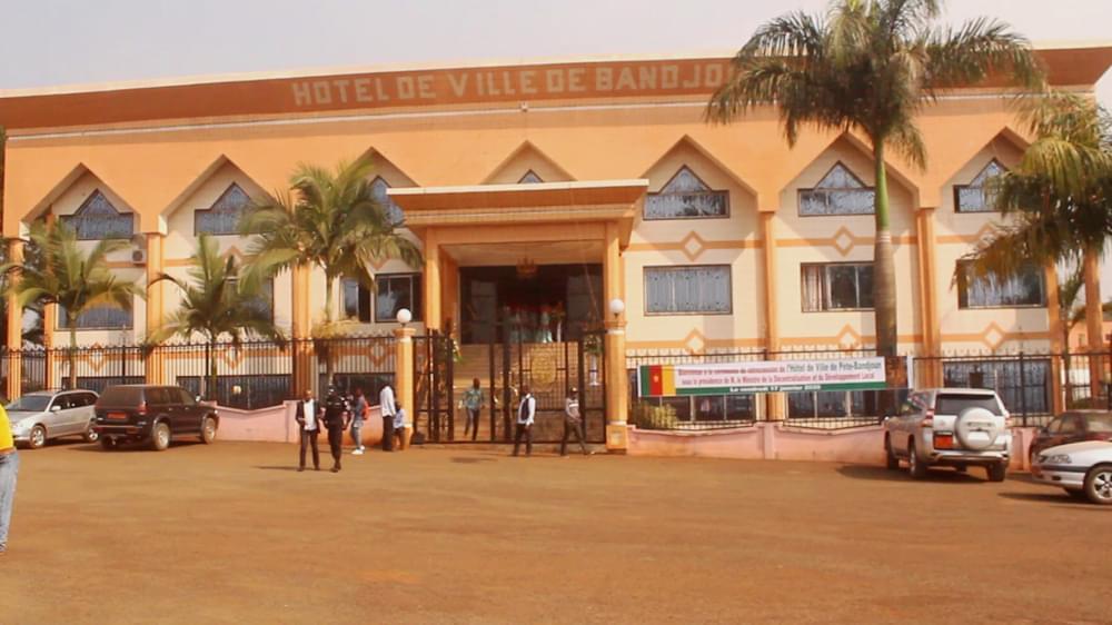 Bandjoun : Victor Fotso rétrocède la mairie à l'Etat
