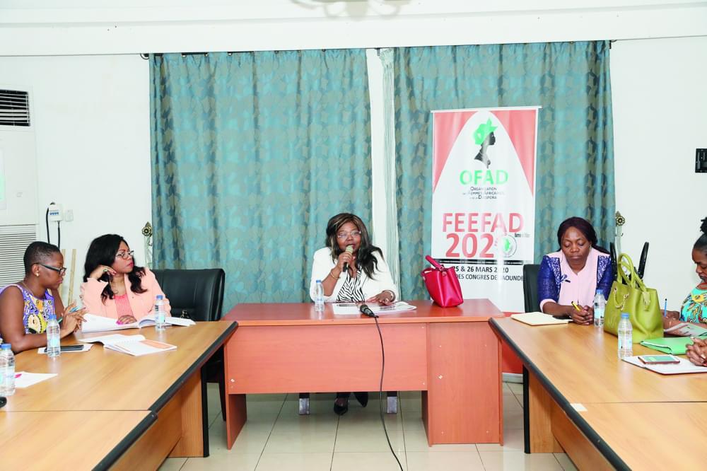 Entrepreneuriat : le potentiel de la femme africaine en vitrine