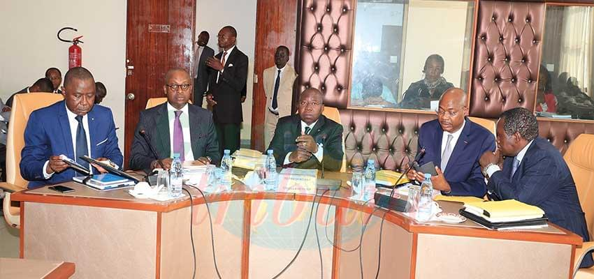 General Code of Regional and Local Authorities : Constitutional Laws Committee At Work