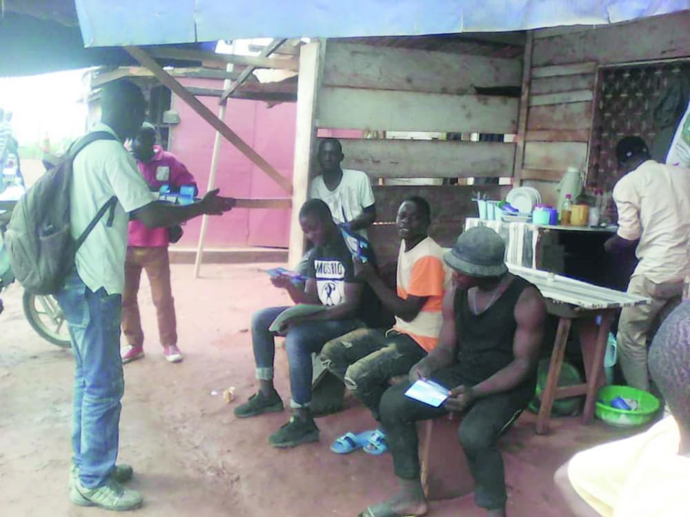 Bertoua: le PURS au plus près des électeurs