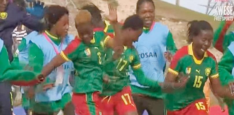 Image : COSAFA Women's Cup: Cameroon Bags Silver