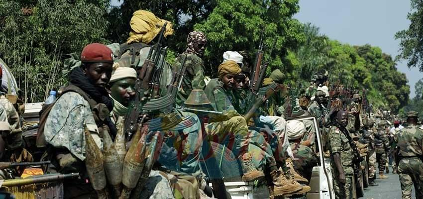 CAR:Pressure On UN To Lift Arms Embargo