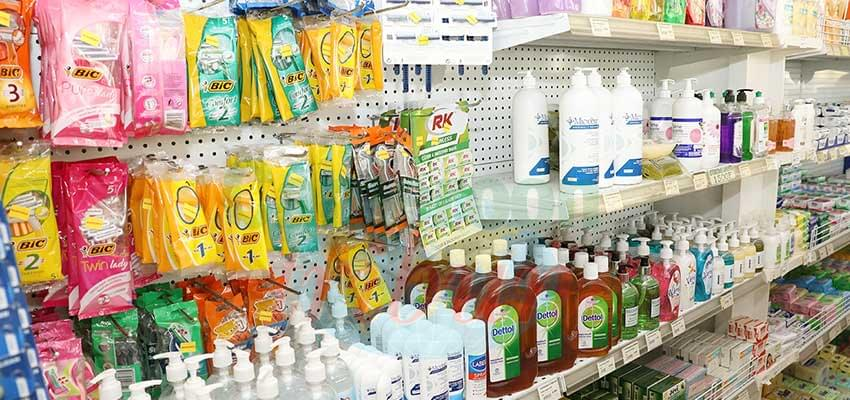 Coronavirus :  High Demand For Hand Sanitizers, Nose Masks