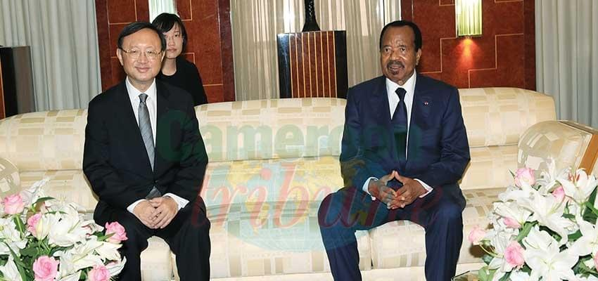 Image : Cameroon, China Cooperation Deepens