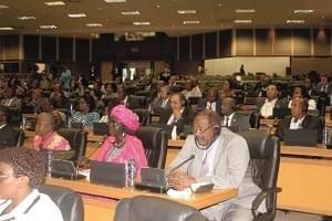 Image : 5e législature du Parlement panafricain: ouverture ce jour à Kigali