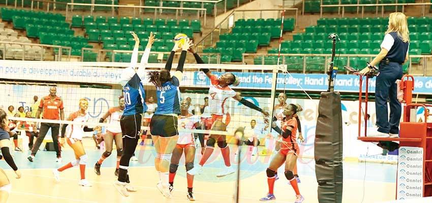 Qualifications J.O de volley-ball féminin : le tournoi a démarré