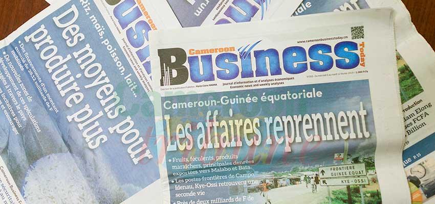 Cameroon Business Today : et de 100 !