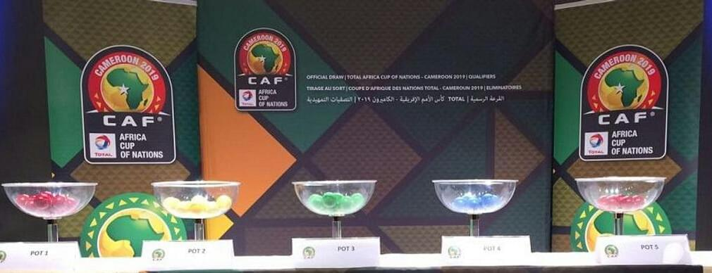 AFCON 2019 Draws Made Public
