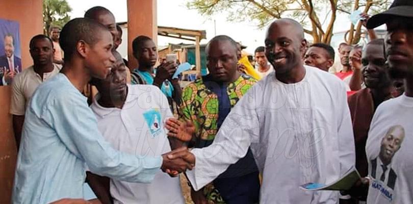 Image : Garoua: Matomba multiplie les contacts