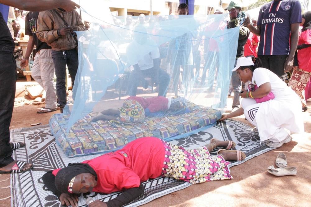 Lutte contre le paludisme : 2.000 moustiquaires pour les enfants défavorisés