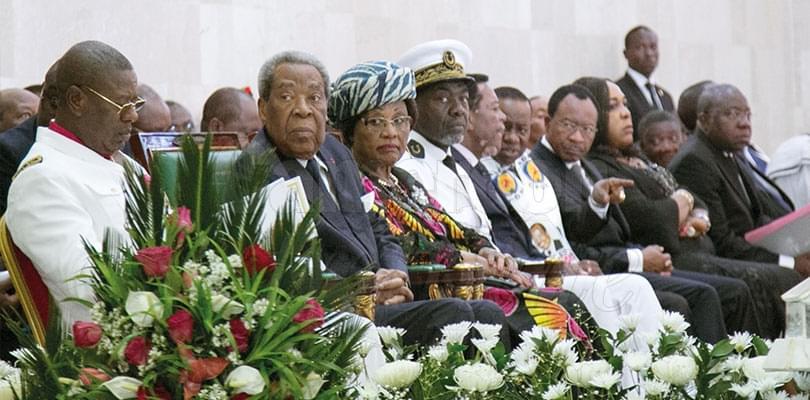 Image : Joseph Kadji Defosso: la nation reconnaissante