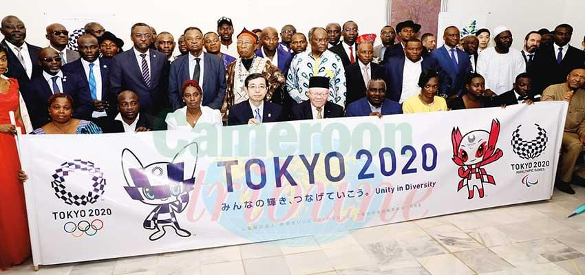 Japan is impatient to host Cameroon next year in Tokyo.