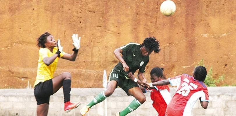 Image : Women Football Cameroon Cup: Finalists Known